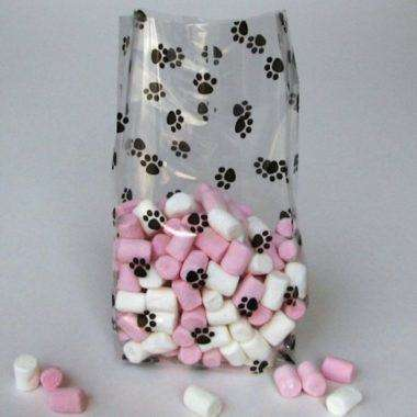 Animal Print Cello Bags