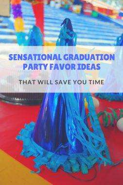Graduation Party Favor Ideas