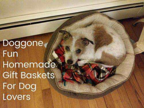 Gift Baskets For Dog Lovers
